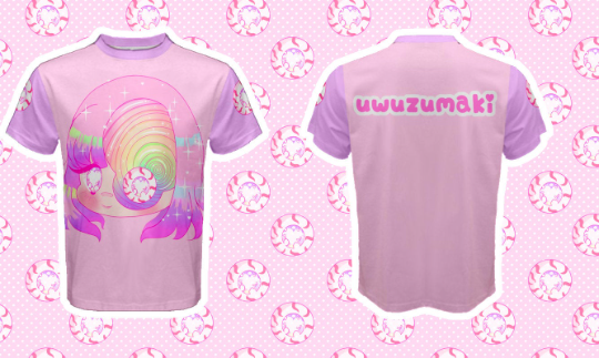 uwuzumaki Fluffy Shirt