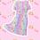 Thumbnail: Coco Kuma Diner Cold Shoulder Dress