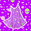 Thumbnail: Space Star Cutie Chiffon Dress