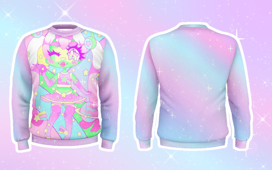 Space Star Cutie Sweater