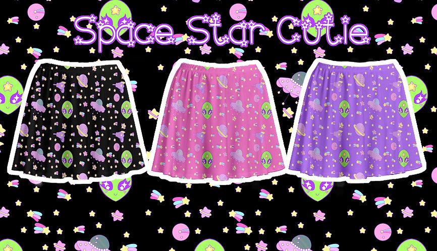 Space Star Cutie Skirt