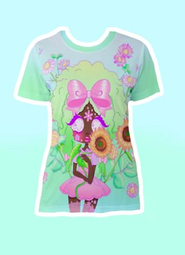 Precious Flora Shirt