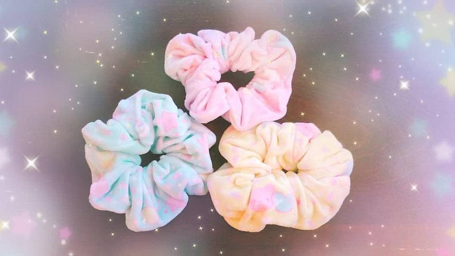 Sweet Balloon Animals Fuwa Scrunchie