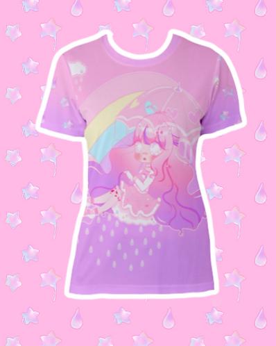 Shining Tears Shirt