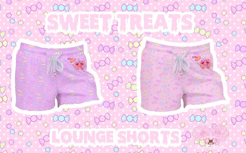 Sweet Treats Lounge Shorts