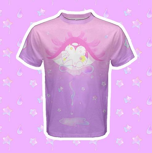 Starry Tears Fluffy Shirt