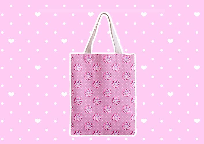 uwuzumaki Zipper Tote Bag