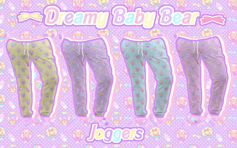 Dreamy Baby Bear Joggers