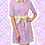 Thumbnail: Dreamy Baby Bear Button Up Tie Dress