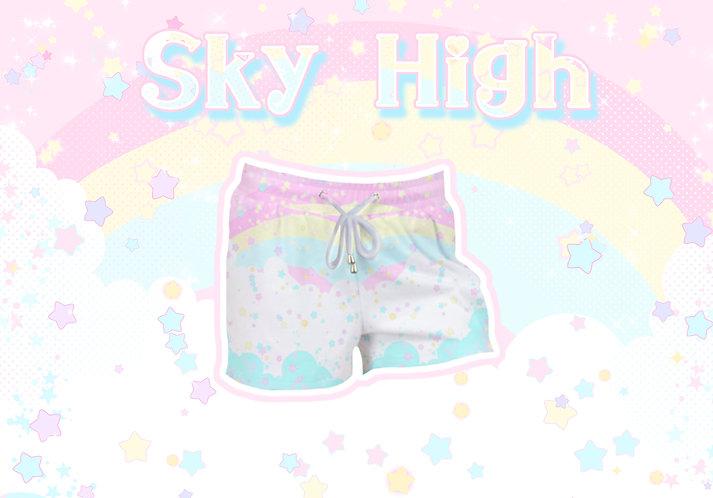 Sky High Lounge Shorts