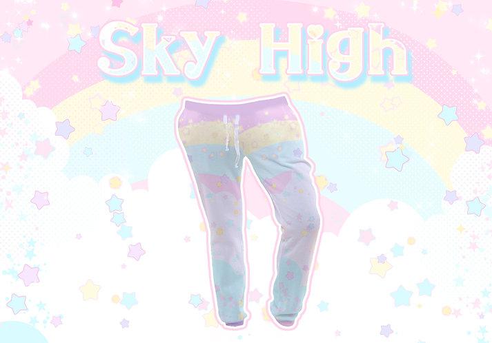 Sky High Joggers