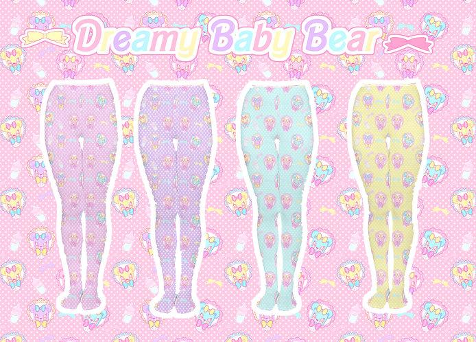 Dreamy Baby Bear Tights