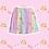 Thumbnail: Coco Kuma Diner Skater Skirt