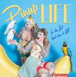 Pin-up Life magazine coverline