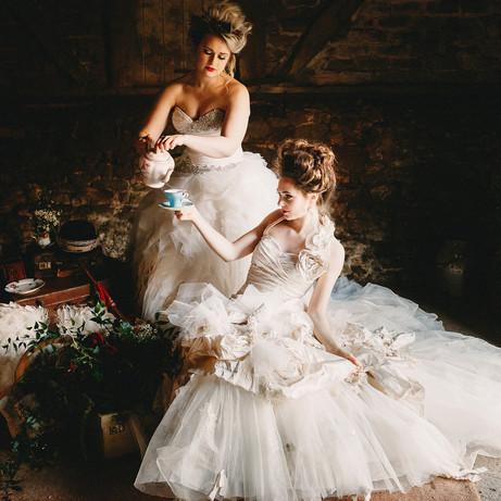 French Fairytale editorial