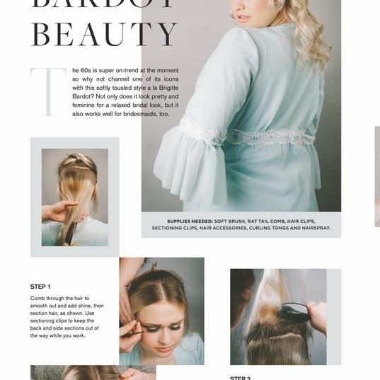 Page 146 hair tutorial