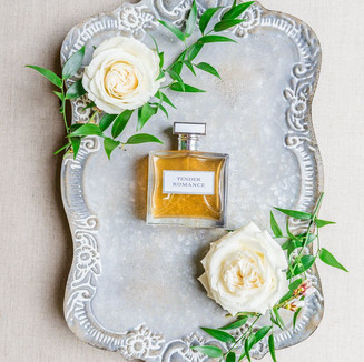 Perfect perfumes for vintage brides