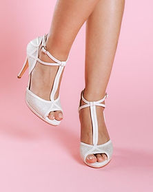 Chloe vintage wedding shoes Charlotte Mi