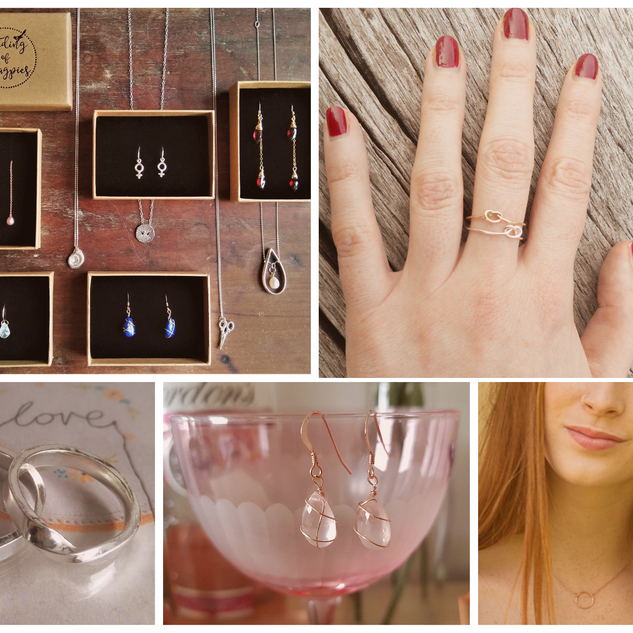 From wedding bands to bridesmaids gifts
