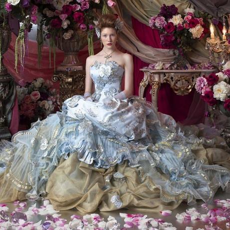 French fancy: Marie Antoinette wedding style