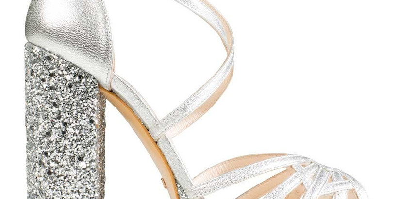 BRIDAL SHOES for every era