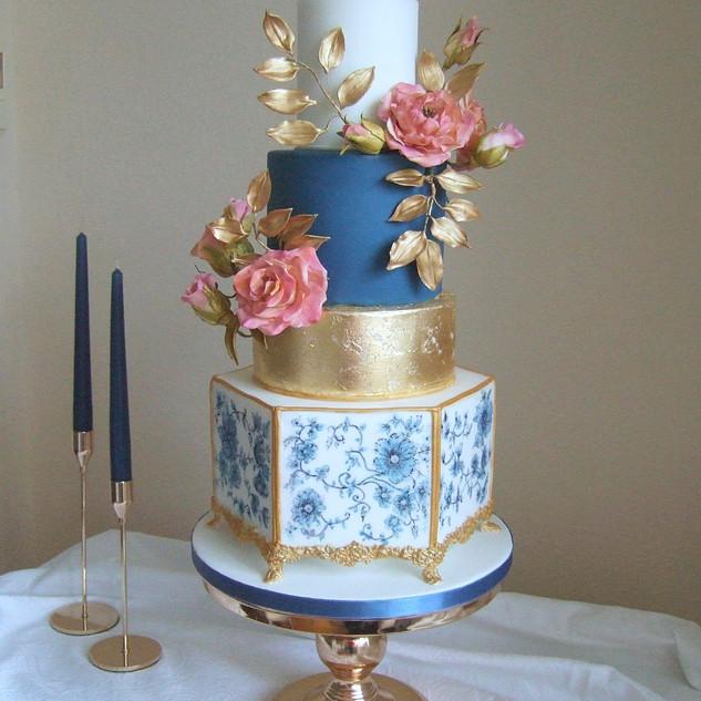 Blue Porcelain