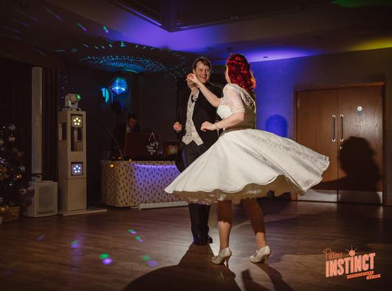 Clare & Carl Wedding SM - Potters Instin
