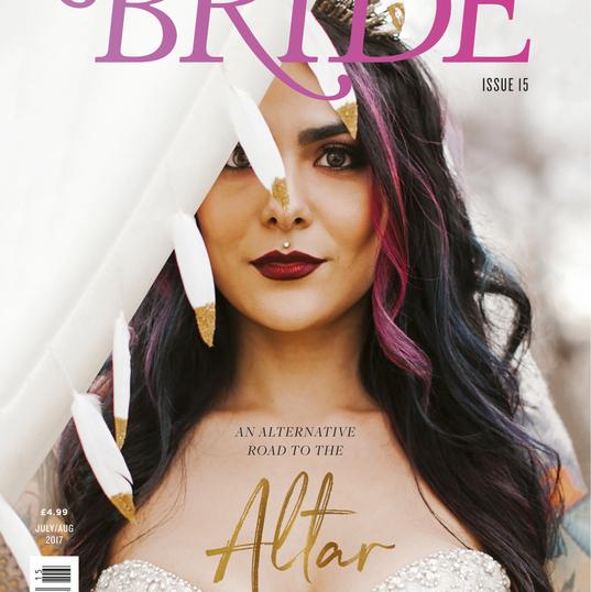 Rock n Roll Bride cover