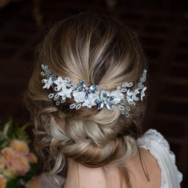Gardenia_Blue_Floral_Wedding_Garland_Jul