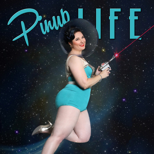 March Cover Pin-up Life magazine