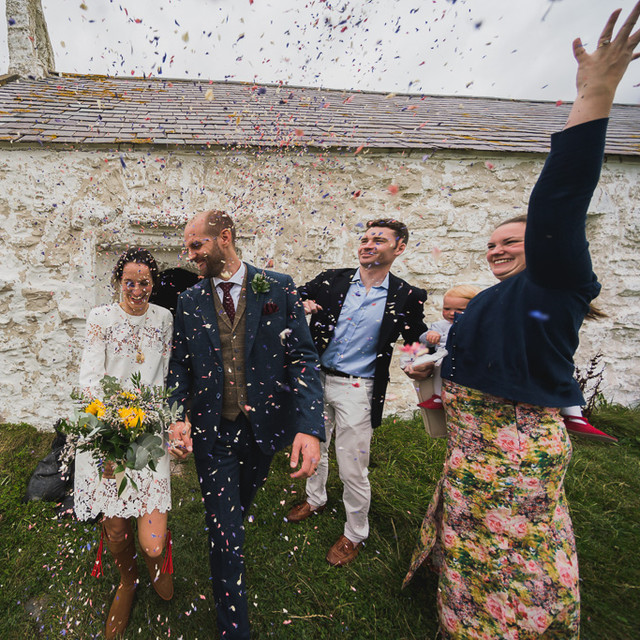 Wild Welsh Micro Wedding