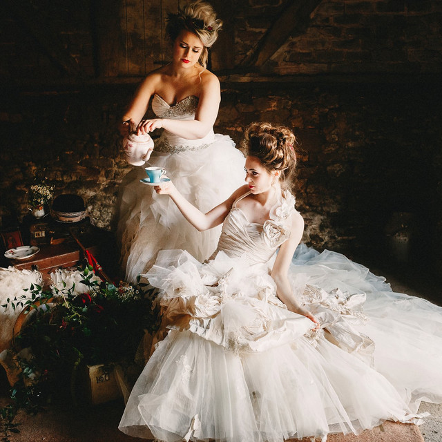 Styled shoot: French Fairytale