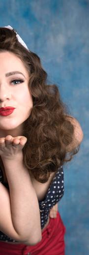 Makeup tutorial 1940s