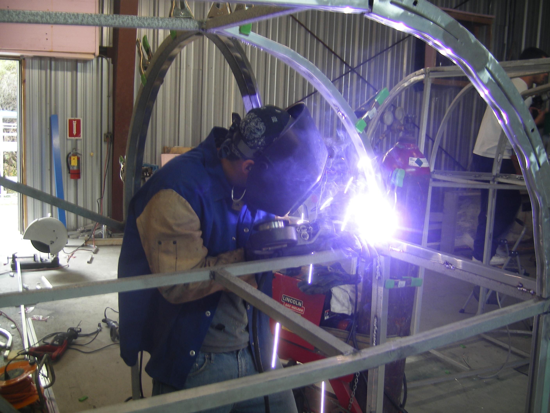 Our welder
