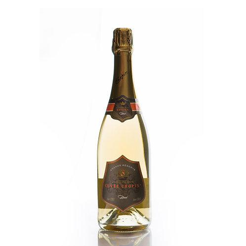 Didier Chopin Champagne Blanc de Blanc, 12.0%, 750ml