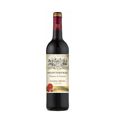 Montmeyrac Grande Selection Rouge 0.75l 12%
