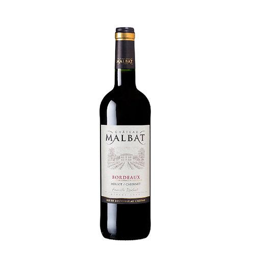 Chateau Malbat - Bordeaux Red Wine