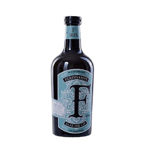Ferdinand's Saar Dry Gin Cask Strength 500ml