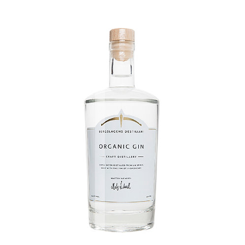 Bergslagen Organic Gin 500ml