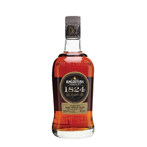 Angostura Dark Rum 1824 70cl 40% (GBX)