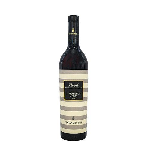 Fontanafredda Le Righe Barolo Serralunga D'Alba 2014 0.75l 13.5%