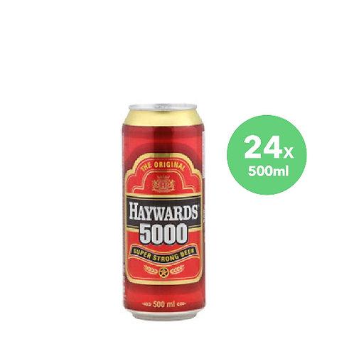 HAYWARDS 5000 Can Beer 24x500ml