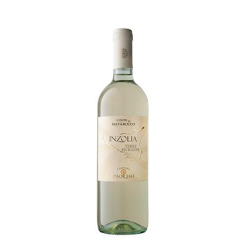 Cantine Paolini Inzolia Igt Terre Siciliane IGT, 12.0%, 750ml