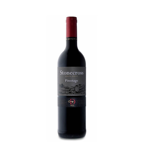 Stonecross Pinotage, South Africa, 14.0%, 750ml, (Red Wine) 2016