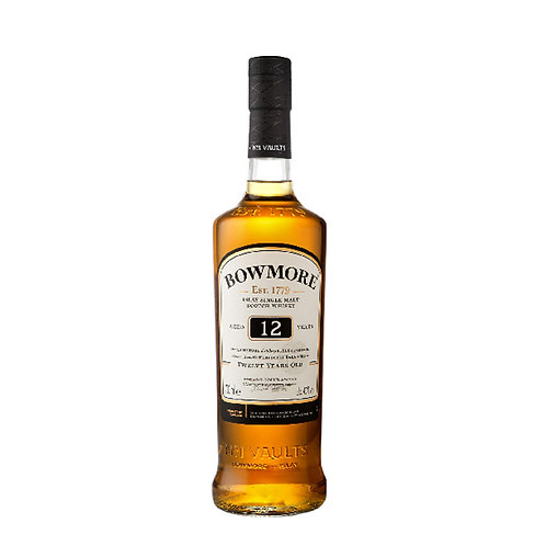 BOWMORE 12 Years Old Malt 70cl