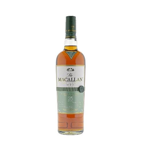 Macallan 25 years Fine Oak 0.70l 43% (With Box)