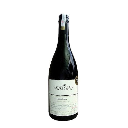 Saint Clair Omaka Reserve Pinot Noir 2016 0.75l 13.5%