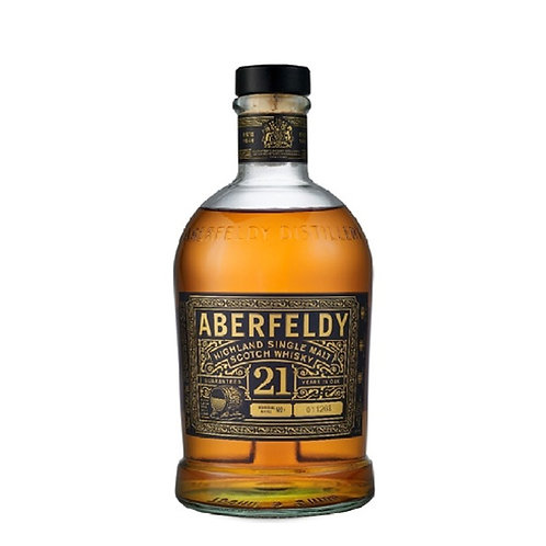 Aberfeldy 21 Years Old Single Malt Whisky 700ml