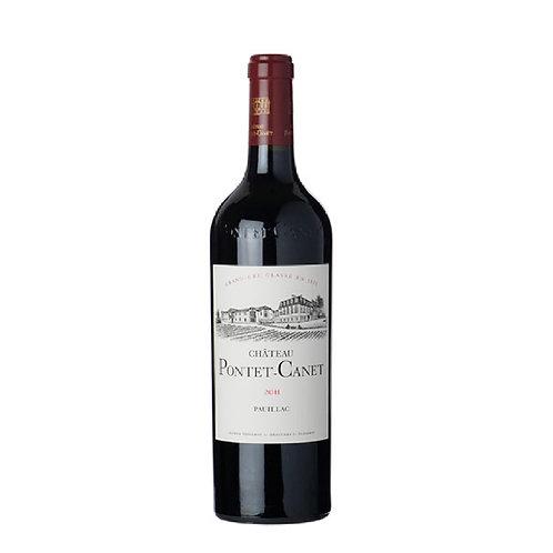 Pontet Canet 2011 0.75l 13.5%