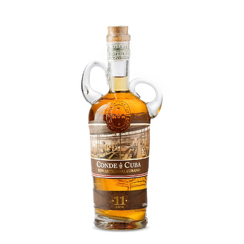 Conde De Cuba (11 Years Old) 700ml